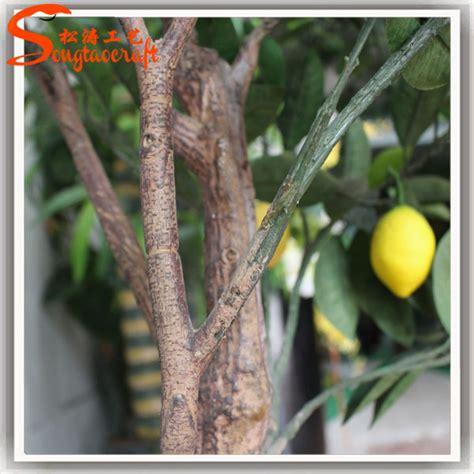 fruit trees wholesale factory wholesale indoor decorative artificial orange tree