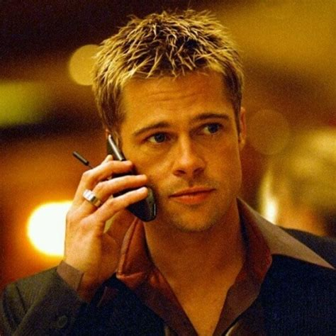 Brad Pitt Hairstyle by 50 Diverse Brad Pitt Hairstyles Hairstyles World
