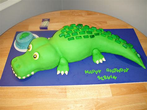 crocodile cake template alligator slevin is 1 chickabug