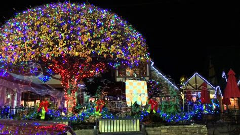 pigeon forge christmas lights smoky mountain quot winterfest in motion quot a driving tour thru