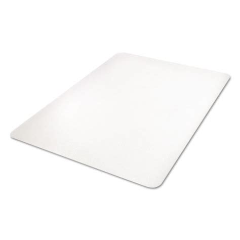 Polycarbonate Floor Mat by Deflect O 174 Clear Polycarbonate All Day Use Chair Mat For