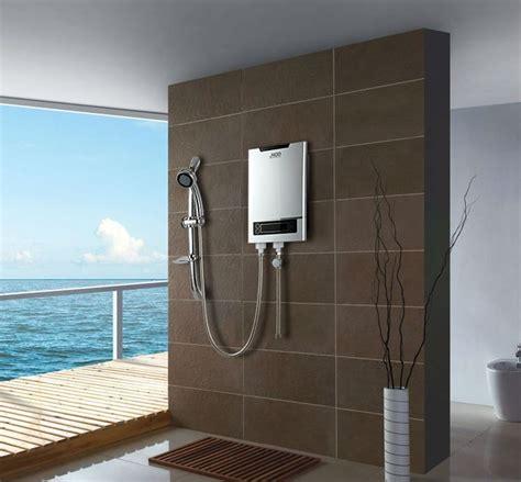 scaldabagno elettrico istantaneo per doccia boiler elettrico boiler e caldaie le principali