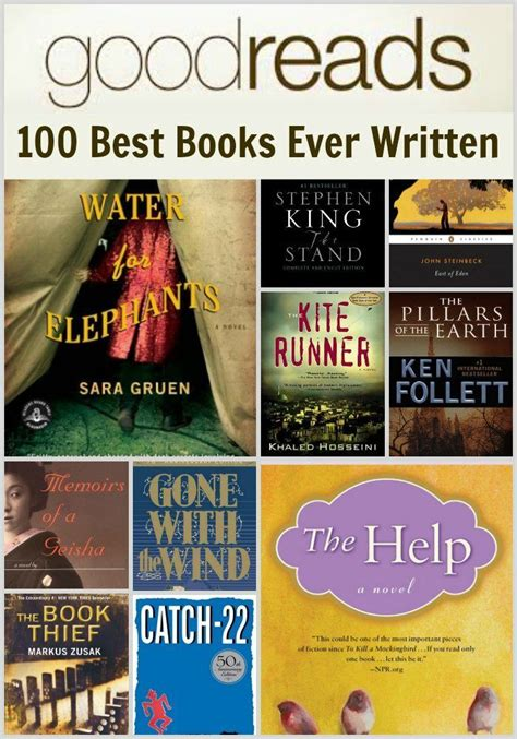 7 Great Books To Read The Holidays by Goodreads 100 Books You Should Read In A Lifetime Books