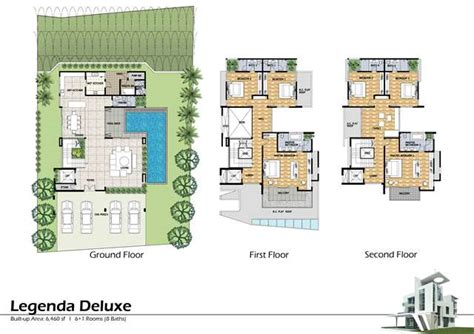 malay kung house design legenda southbay southbay city batu maung penang malaysia floorplan