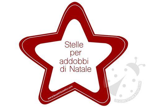 Addobbi Con Stelle Di Natale by Speciale Stelle Per Addobbi Di Natale Lavoretti Creativi