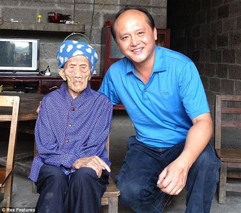meet the oldest person to ever appear in sports is this woman the oldest person that ever lived chinese