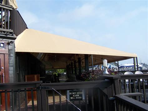 commercial canopies and awnings restaurant canopies curtains gallery l f pease company