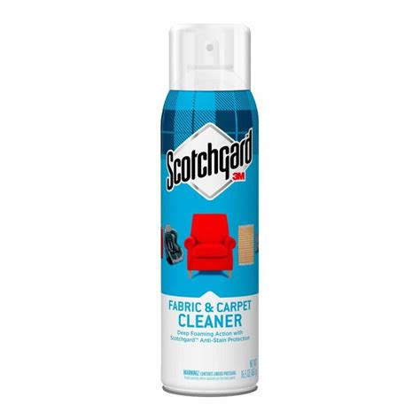 shop scotchgard fabric and carpet cleaner 16 5 oz carpet