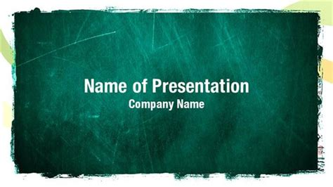 Chalkboard Powerpoint Templates Chalkboard Powerpoint Backgrounds Templates For Powerpoint Chalkboard Powerpoint Template