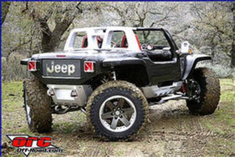 Jeep Tomahawk Jeep Acirc Reg Hurricane The Most Powerful Capable Jeep