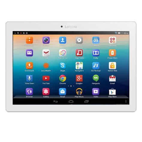 Lenovo Tablet 2 10 1 Lenovo Tab 2 10 1 Tablet White A10 30 Ebay