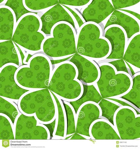 template st patrick s day pattern stock photos image