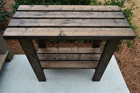 free potting bench plans potting bench plans refresh restyle