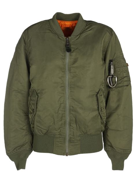 Jaket Parka Pocket L Jaket Parka Assasin L Jaket Parka List alyx alyx bomber jaket green s coats jackets italist