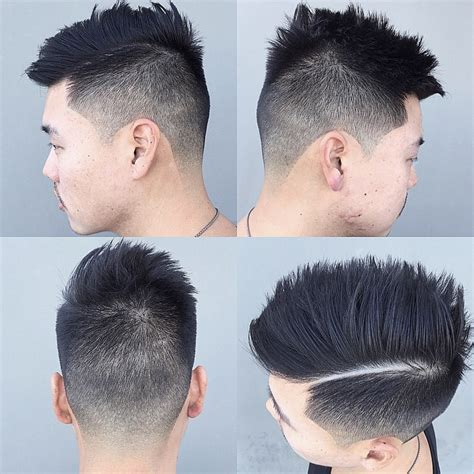 flat face hairstyles best 60 cool hairstyles and haircuts for boys and men