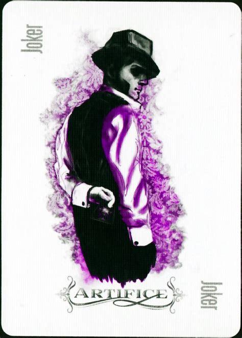 artifice purple jokers
