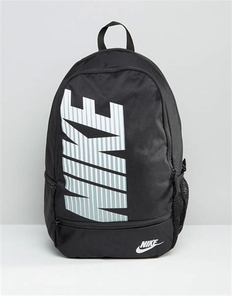 Original Nike Classic Line Bag 23l Black nike nike classic backpack in black ba4863 010