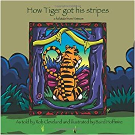 the bee with the backward stripes books how tiger got his stripes a folktale from