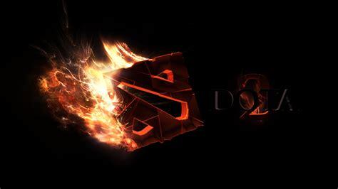 download wallpaper dota 2 3d логотип 3d dota 2 wallpapers