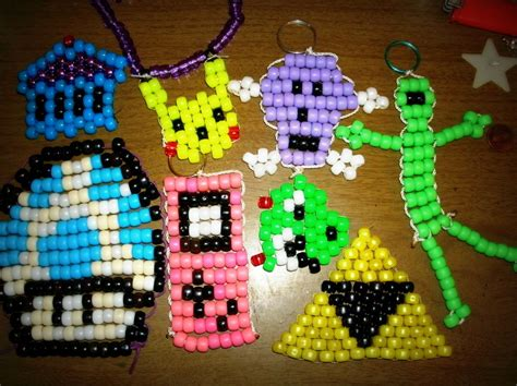 bead crafts kandi bead crafts by cj5699 on deviantart