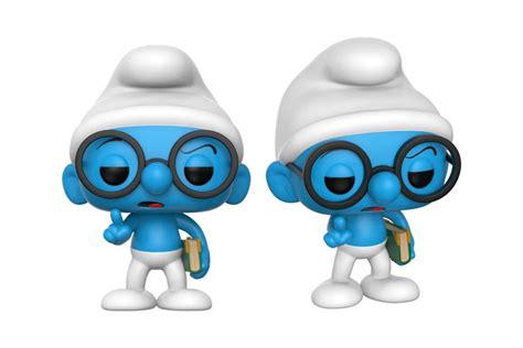 Funko Pop Original The Smurfs Astro Smurf figure insider 187 coming soon from funko smurf pop s