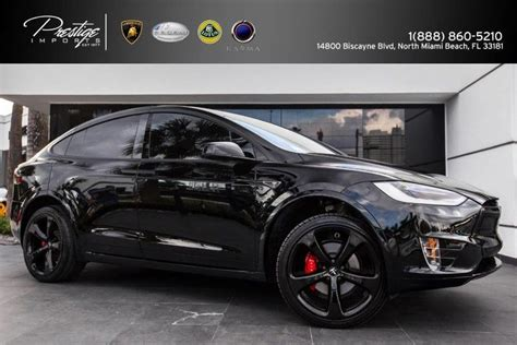 tesla founders 2016 tesla model x p90d founders edition 1 of 60 in the