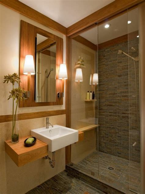 Supérieur Decoration Salle De Bain Zen #2: salle-de-bain-bambou-salle-de-bain-zen-idees-salle-de-bain-couleur-beige-deco-salle-de-bain.jpg