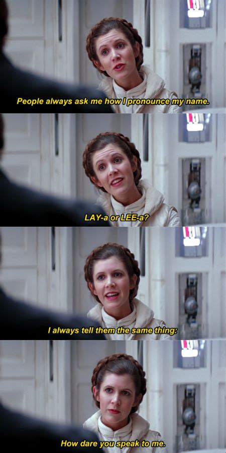 princess leia quotes best 25 princess leia quotes ideas on carrie
