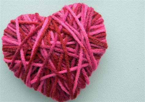 crafts with yarn for preschool crafts for s day yarn craft