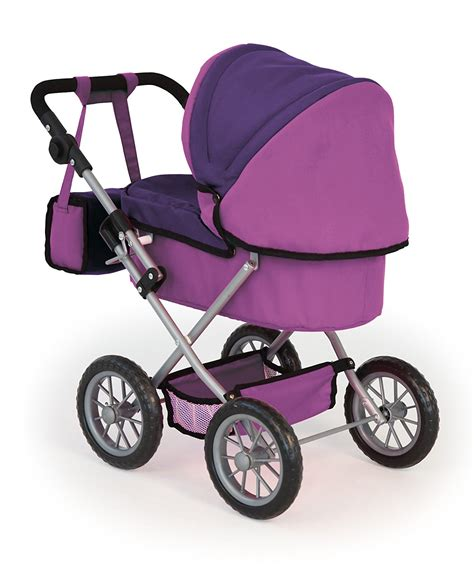 bayer design doll pram bayer design doll pram trendy lilac new