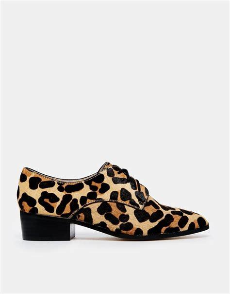 flat leopard shoes dune loris leopard pointed flat shoes