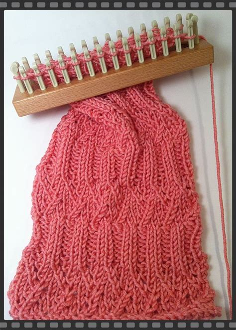 knifty knitter patterns scarf round loom 197 best knifty knitters pattern intructions images on