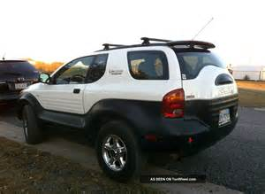 Isuzu Vehicross Specs 1999 4x4 Isuzu Vehicross Ironman Triathlon Edition Sport