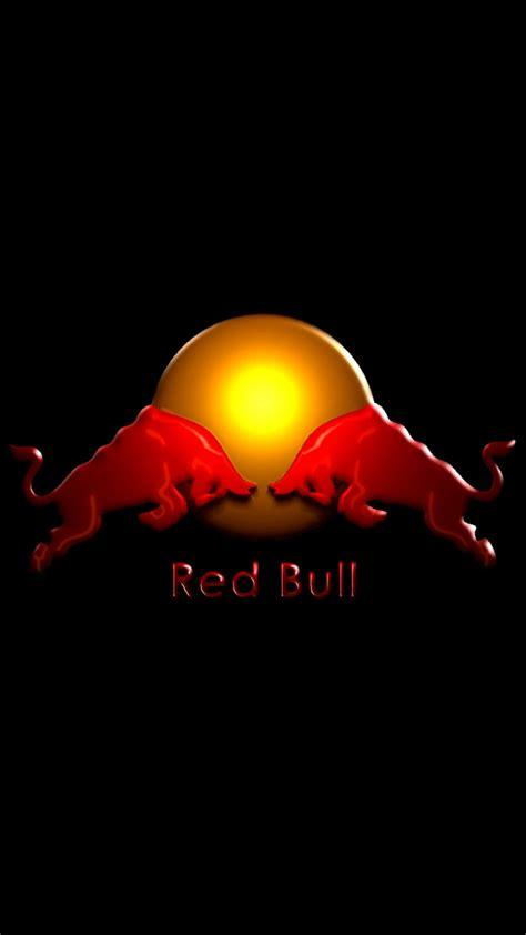 wallpaperscraft iphone red bull logo wallpaper 183