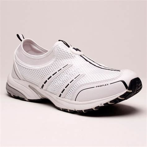 buy cooper mesh sports shoes white at best