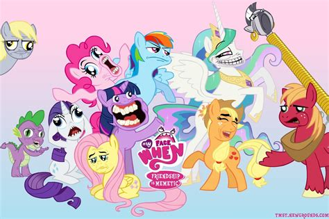 My Little Ponies Meme - weirdest pony picture meme you ve seen forum lounge