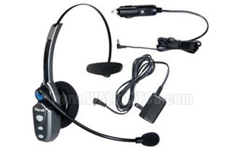 Headset Parrot blueparrott b250xt cb radio headset blue parrot bluetooth