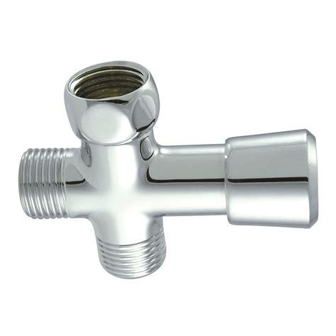 diverter for bathroom kingston brass k161a1 trimscape shower diverter polished