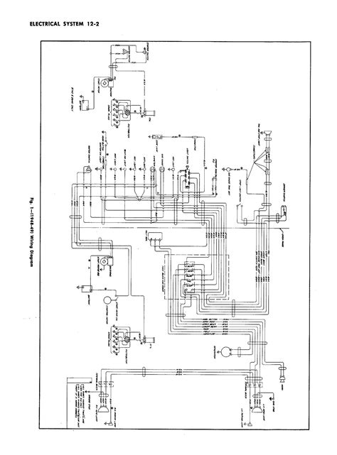 1940 chevrolet passenger electrical wiring 28 images