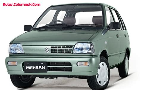 suzuki mehran 2014 price in pakistan and features
