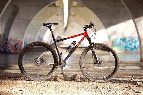 Kaos Alll About Bicycle 25 all city gives the new 27 5 quot log single speed mtb the reveal bikerumor
