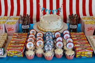 circus themed birthday decorations circus themed birthday yem
