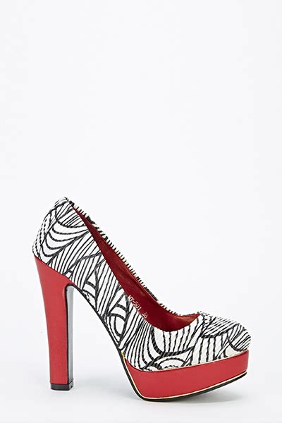 color block heels colour block heels 3 colours just 163 5