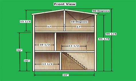 wooden house plans wooden doll house plans doll house woodworking plans