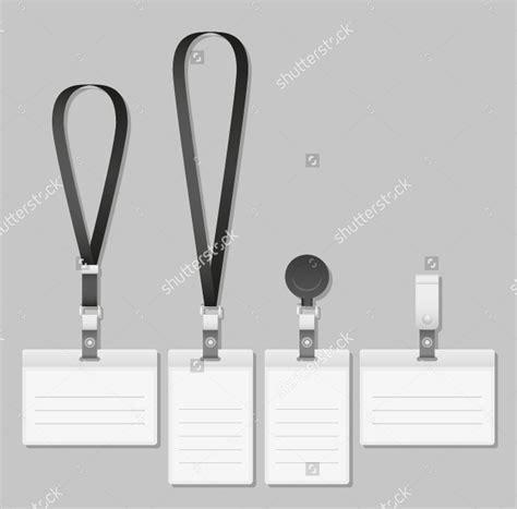 name tag holder design 9 name tag designs design trends premium psd vector