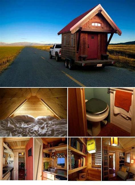 the cutest and most practical mobile home adorable home cute little mobile home mobile homes tree houses