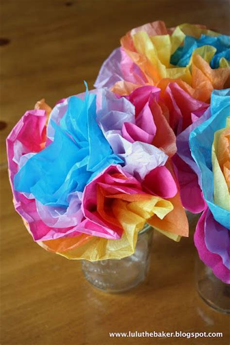 How To Make Mexican Paper Flowers Step By Step - diy mexican paper flowers for cinco de mayo
