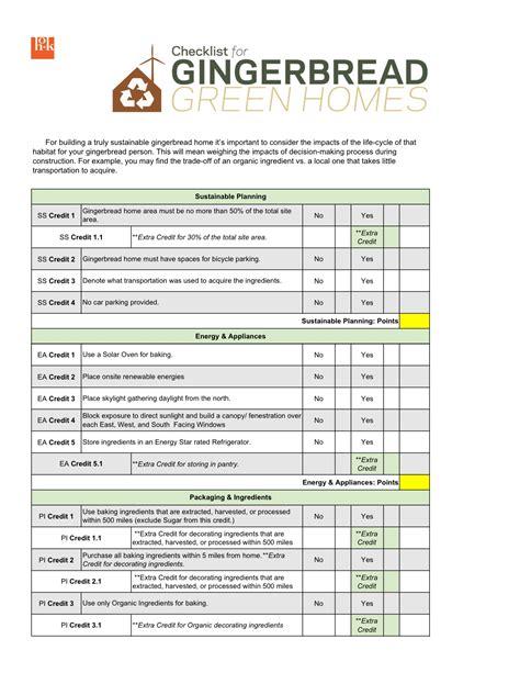 New construction checklist Estate, buildings information portal