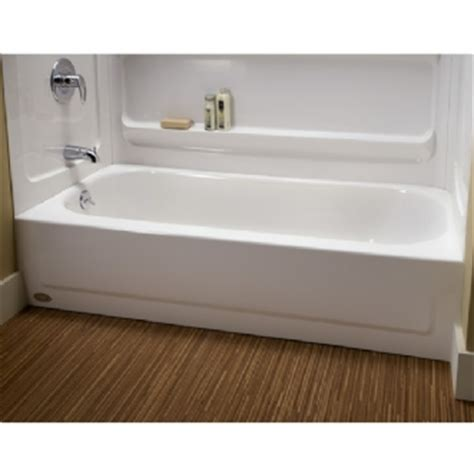 eljer bathtubs eljer endurocast gibraltar tub product detail
