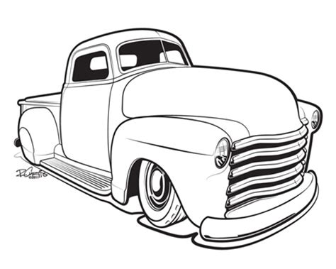 printable coloring pages hot rods hot rod coloring pages az coloring pages